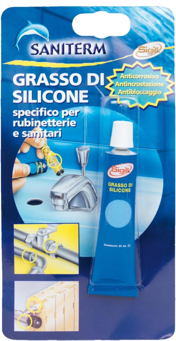 grasso di silicone