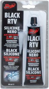 silicone nero per alte temperature
