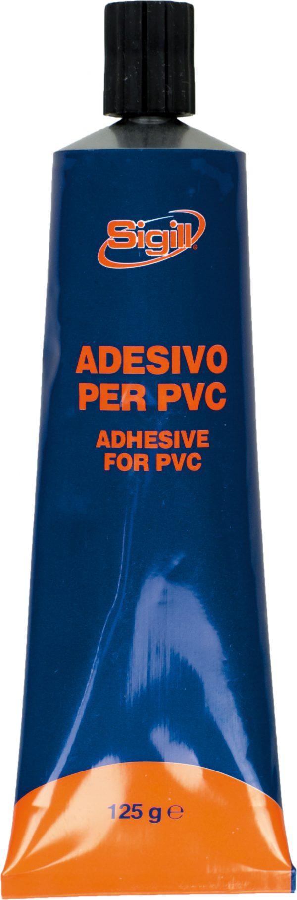 adesivo per pvc