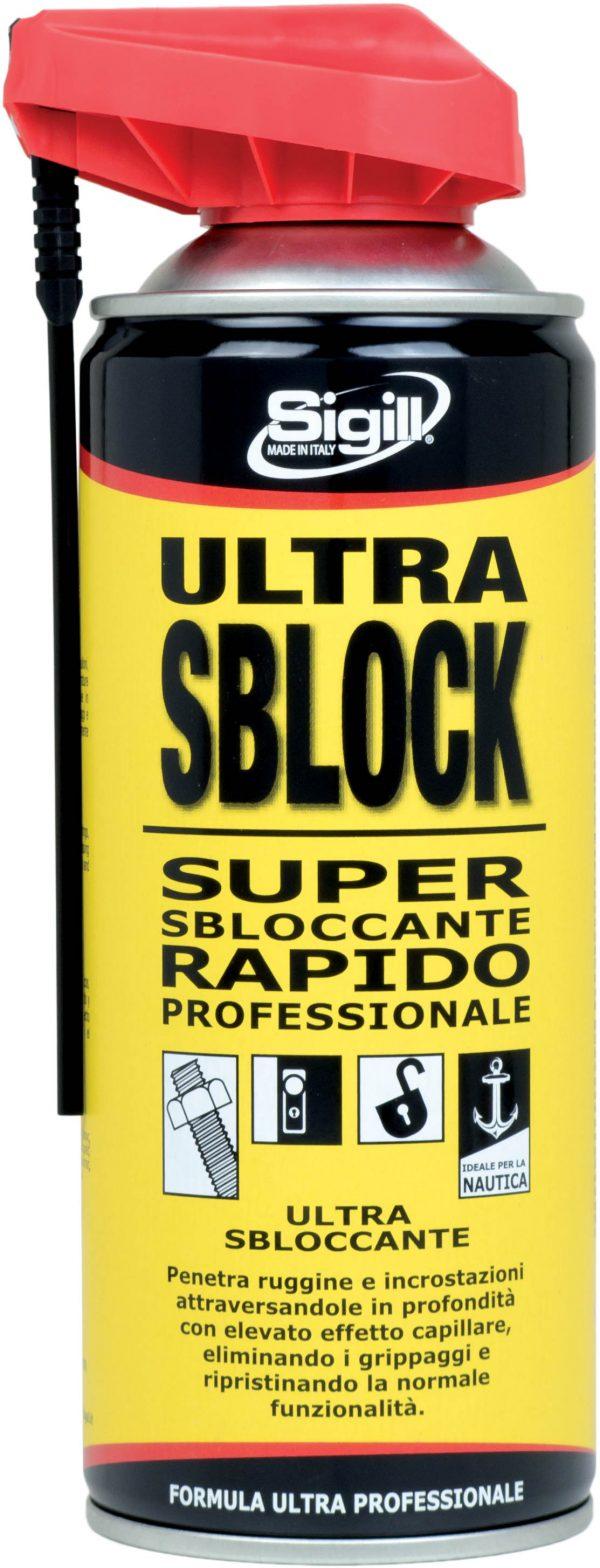 super sbloccante rapido spray