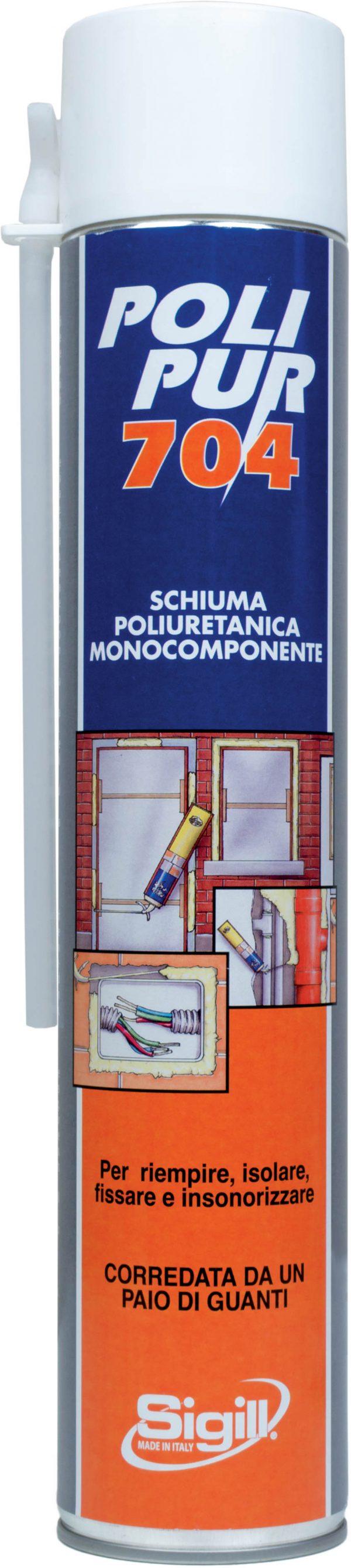 schiuma poliuretanica monocomponente