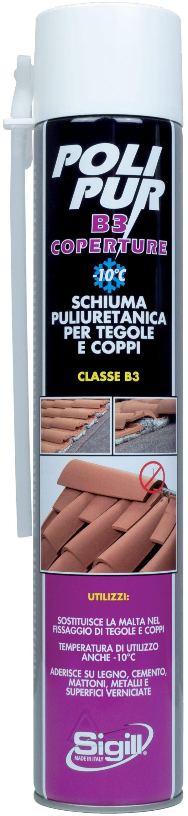 schiuma poliuretanica per tetti