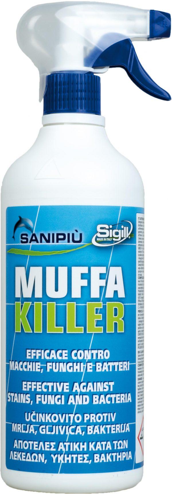 muffa killer, saniterm, antimussa spray