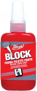 BLOCK FRENA FILETTI FORTE, bloccante
