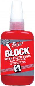 BLOCK FRENA FILETTI FORTE, bloccante