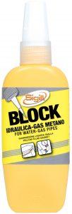 BLOCK IDRAULICA-GAS METANO , bloccante