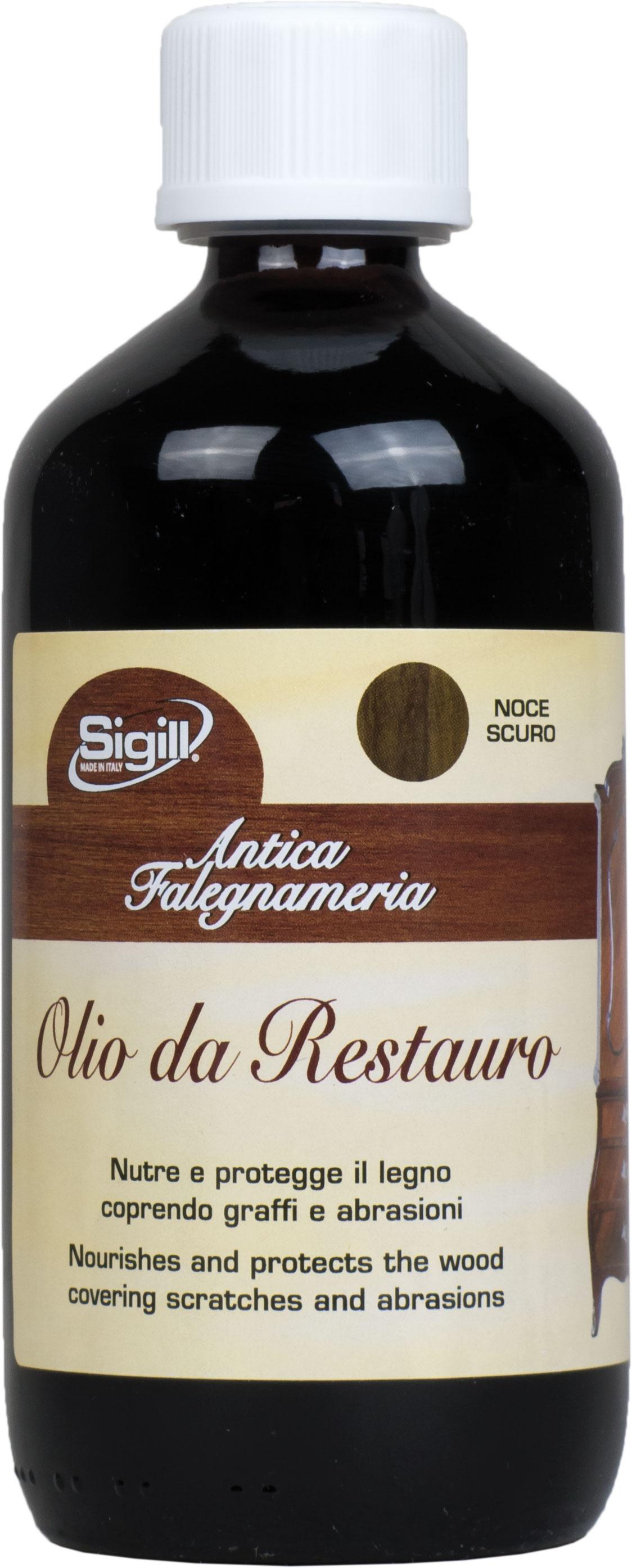 Restauro Infissi In Legno Bologna olio da restauro | legno | sigill