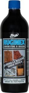 convertitore di ruggine