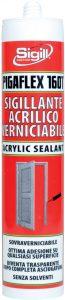 silicone acrilico sovraverniciabile