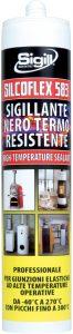 silicone sigillante termo resistente