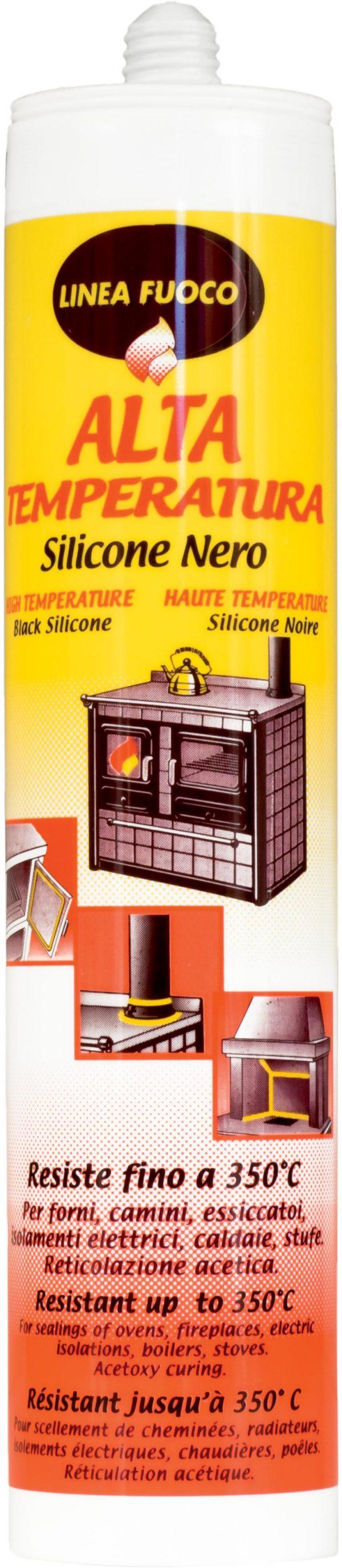 silicone sigillante per alte temperature