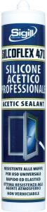 silicone acetico professionale