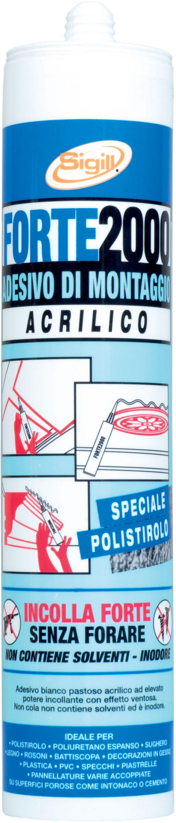adesivo acrilico, colla acrilica