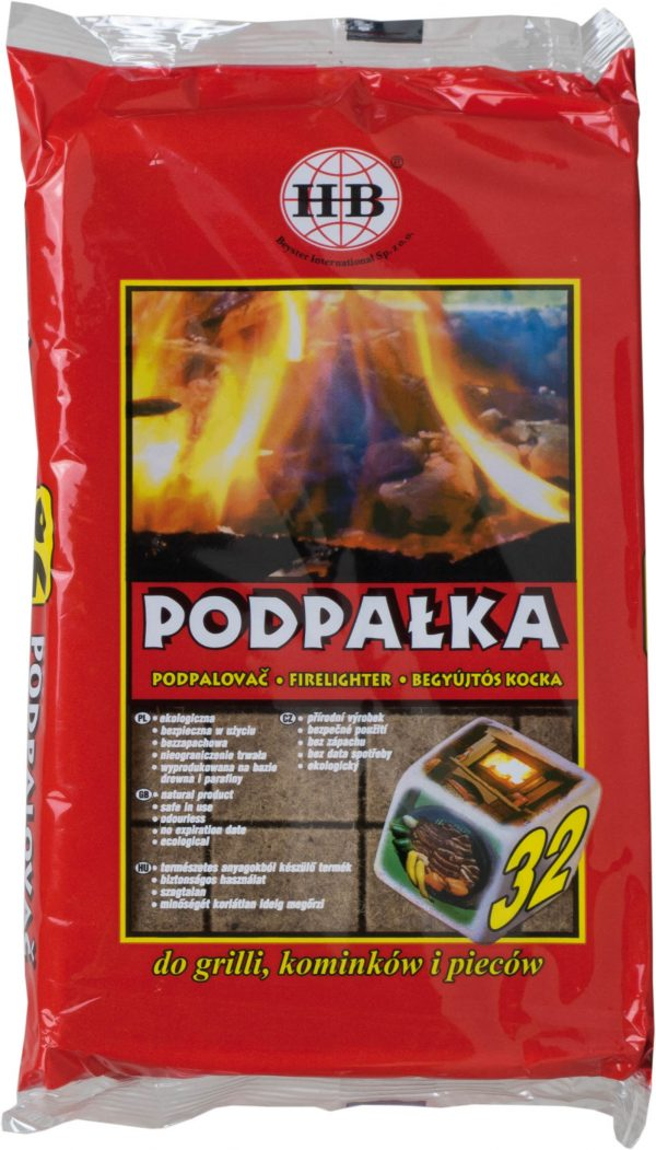 prodotti per camino e caldaia, cubetti accendi fuoco