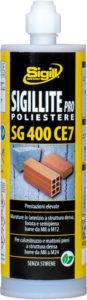 18022 SIGILLITE PRO POLIESTERE SG 400 CE7
