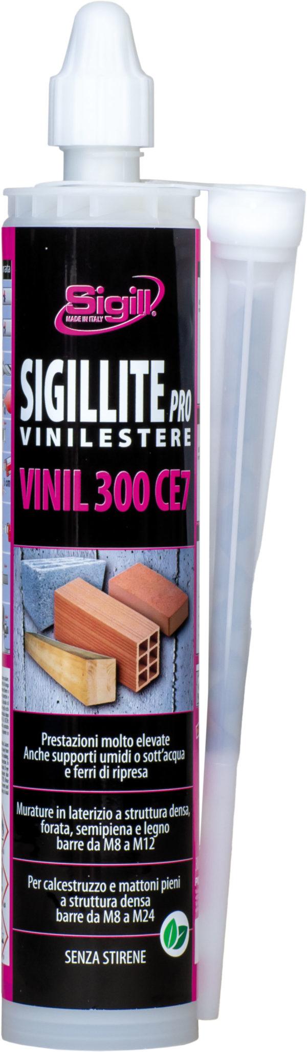 silicone sigillante vinil