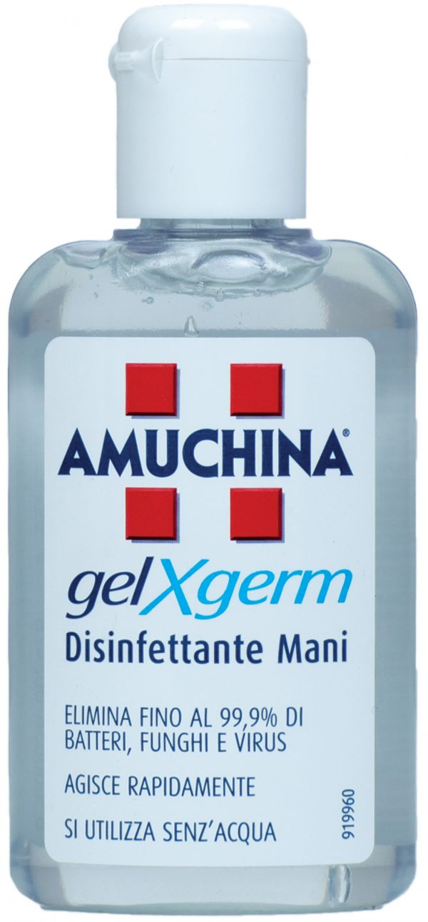 pmc, presidio medico chirurgico, amuchina gel detergente mani